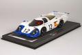 BBRC1833BV 1/18 Porsche  917 Le Mans 1969 n.12 Limited 200pcs (ケース付き)