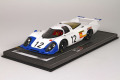 ** 予約商品 ** BBRC1833BV 1/18 Porsche 917 Le Mans 1969 n.12 Limited 200pcs (ケース付き)