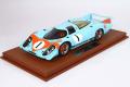 BBRC1833F1V 1/18 Porsche 917 Exhibition 1969 Limited 40pcs (ケース付)
