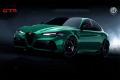 ** 予約商品 ** BBRC1851C2V 1/18 Alfa Romeo Giulia GTA Verde Montreal /(シルバーキャリパー) Limited 20pcs (ケース付)