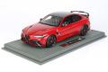 ** 予約商品 ** BBRC1852-21V 1/18 Alfa Romeo Giulia GTAM Rosso GTA Limited 200pcs (ケース付)