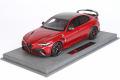 ** 予約商品 ** BBRC1852AV 1/18 Alfa Romeo Giulia GTAM Rosso GTA /(レッドキャリパー) Limited 100pcs (ケース付)