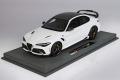 ** 予約商品 ** BBRC1852B1V 1/18 Alfa Romeo Giulia GTAM Bianco Trofeo /(イエローキャリパー) Limited 20pcs (ケース付)