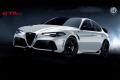 ** 予約商品 ** BBRC1852B2V 1/18 Alfa Romeo Giulia GTAM Bianco Trofeo /(シルバーキャリパー) Limited 20pcs (ケース付)