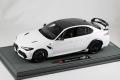 ** 予約商品 ** BBRC1852B2-21V 1/18 Alfa Romeo Giulia GTAM Bianco Trofeo /(シルバーキャリパー) Limited 20pcs (ケース付)