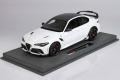 BBRC1852BV 1/18 Alfa Romeo Giulia GTAM Bianco Trofeo /(レッドキャリパー) Limited 36pcs (ケース付)