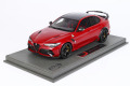 ** 予約商品 ** BBRC1852V 1/18 Alfa Romeo Giulia GTAM Rosso GTA /(ゴールドキャリパー) Limited 390pcs (ケース付)