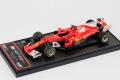 BBRC199A フェラーリ SF70-H オーストラリアGP 2017 S.Vettel Winner 617台限定