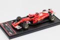 ** 予約商品 ** BBRC199B フェラーリ SF70-H オーストラリアGP 2017 K.Raikkonen 200台限定