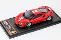 ** 予約商品 ** BBRC202A フェラーリ 488 PISTA Geneve Auto Show 2018 Red