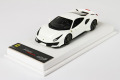 BBRC202M Ferrari 488 Pista White Cervino Limited 14pcs