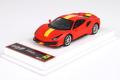 BBRC202sf90 Ferrari 488 Pista Matt Red SF90 F1 Limited 20pcs