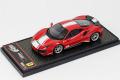 ** 予約商品 ** BBRC216A Ferrari 488 PISTA Piloti Ferrari Rosso Corsa