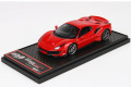 BBRC219E Ferrari 488 PISTA Spider (closed roof) Rosso Corsa Limited 24pcs