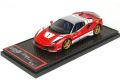** 予約商品 ** BBRC219LA Ferrari 488 PISTA Spider Special version Lauda (closed roof) Limited 120pcs