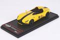 ** 予約商品 ** BBRC221F Ferrari Monza SP2 Giallo Modena / Black stripe Limited 78pcs