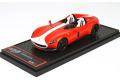 ** 予約商品 ** BBRC221G Ferrari Monza SP2 Rosso SF90 Gross / White stripe Limited 32pcs