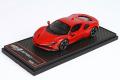 ** 予約商品 ** BBRC228AA Ferrari SF90 Stradale Rosso Corsa Limited 100pcs