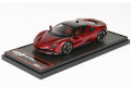 ** 予約商品 ** BBRC228C Ferrari SF90 Stradale Metallic Red
