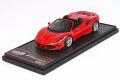 ** 予約商品 **  BBRC232B Ferrari F8 Spider Rosso Corsa Limited 258pcs