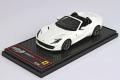 ** 予約商品 ** BBRC233E Ferrari 812GTS Avus White Limited 49pcs