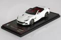 ** 予約商品 ** BBRC243E1 Ferrari Portofino M (Spider ver.) Bianco Cervino / Black interior