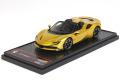 ** 予約商品 ** BBR Deluxe C244ADL Ferrari SF90 Spider Giallo Monte Carlo