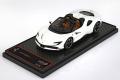 ** 予約商品 ** BBRC244E1 Ferrari SF90 Spider Avus Whtie /(レッドキャリパー) Limited 24pcs