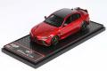 ** 予約商品 ** BBRC246A1-21 Alfa Romeo Giulia GTA Rosso GTA /(イエローキャリパー)