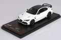 ** 予約商品 ** BBRC247B2 Alfa Romeo Giulia GTAM Bianco Trofeo /(シルバーキャリパー) Limited 20pcs