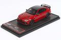 ** 予約商品 ** BBRC247 Alfa Romeo Giulia GTAM Rosso GTA /(ゴールドキャリパー)