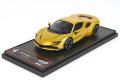 ** 予約商品 ** BBRC249A1 Ferrari SF90 Spider (closed roof) Giallo Montecarlo Limited 24pcs (ルーフ同色)