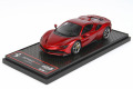 ** 予約商品 ** BBRC249D1 Ferrari SF90 Spider (closed roof) Rosso Fuoco Limited 30pcs (ルーフ同色)
