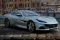 ** 予約商品 ** BBRC250C Ferrari Portofino M (Closed roof) Grigio Alloy