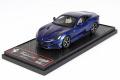 ** 予約商品 ** BBRC250E Ferrari Portofino M (Closed roof) Blu Abu Dhabi