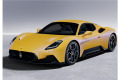 ** 予約商品 **  BBRC251D1 Maserati MC20 2020 Giallo Genio (ルーフ同色) Limited 24pcs