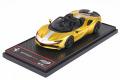 ** 予約商品 ** BBRC256A Ferrari SF90 Spider Pack Fiorano Giallo Montecarlo Limited 24pcs