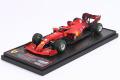 ** 予約商品 ** BBRC260ARAIN Ferrari SF21Emilia Romagna GP 2021 C.Leclerc Rain version Limited 249pcs