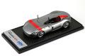 BBR CAR60 Ferrari Monza SP1 Grigio Ferro Met. / Red stripe Limited 65pcs