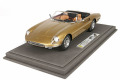 BBR CARS1816A 1/18 Ferrari 365 California S/N 9631 Metallic Gold Limited 72pcs (ケース付)
