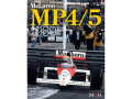 書籍 Racing Pictorial Series No.30 McLaren MP4/5 1989