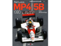 書籍 Racing Pictorial Series No.34 McLaren MP4/5B 1990