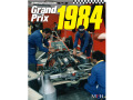 書籍 Racing Pictorial Series No.37 Grand Prix 1984