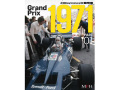 書籍 Racing Pictorial Series No.45 Grand Prix 1971 Part 01