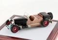 "Chrome 1/43完成品 Chro46 Bugatti T46S Torpedo 1929 sn46340 Wicker ""La Farbie"" Black"