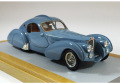 【お取り寄せ商品】 Chrome 1/43完成品 Chro66 Bugatti 57S Atlantic 1936 sn57473  Current and 1955 Car Grey