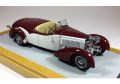 【お取り寄せ商品】 Chrome 1/43完成品 Chro74 Bugatti Type57 Roadster Gangloff sn57217 Current Car