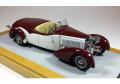 【お取り寄せ商品】 Chrome 1/43完成品 Chro74 Bugatti Type57 Roadster Gangloff sn57217 Current Car