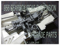 CLAY models P003 1/24 956 Gear Box /Rear Suspension Parts