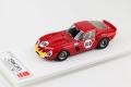 SCM Model 1/43 CM701Z Ferrari 250GTO #3445GT #108 1963 Targa Florio GT3.0 2nd Limited 40pcs
